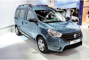 Dacia Dokker сменит вмодельной линейке прежний Dacia MCV.