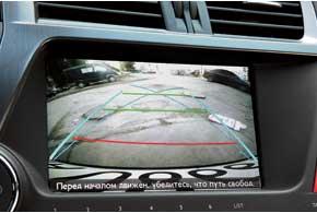 Для самого дорогого уровня оснащения камера в «базе», для среднего – за доплату, а для начального – недоступна.