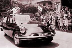 Citroёn DS 1955 г.
