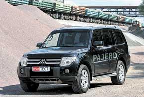 Четвертая генерация Mitsubishi Pajero