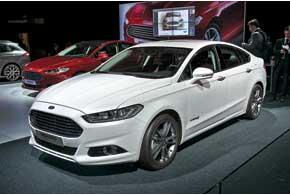 Ford Mondeo нового поколения будет продаваться по обе стороны  Атлантики.