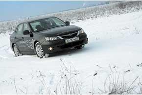 Subaru Impreza 2008 г.
