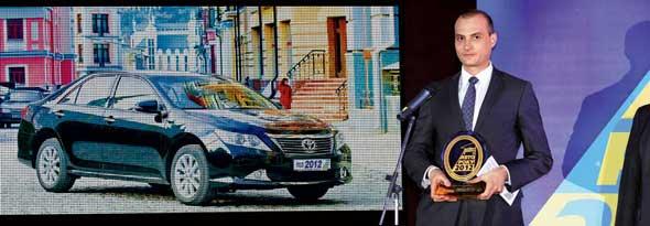 «Автомобиль года в Украине»