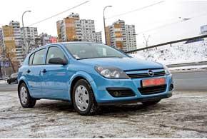 Opel Astra (Н) 2004–2011 г. в.