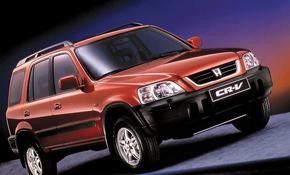 Honda CR-V 1995 г.