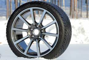 Michelin Pilot Alpin 4 (для Porsche)