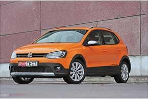 Volkswagen Cross Polo 1.4 (85 л. с.)