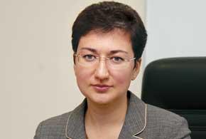Наталья Шарвадзе
