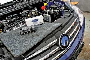 Стоимость установки ГБО Tartarini наавтомобиль GeelyCK составляет 5800 грн. Оборудование окупается уже через 6–12месяцев.