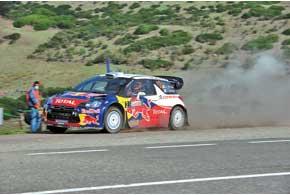 WRC. Ралли Италии
