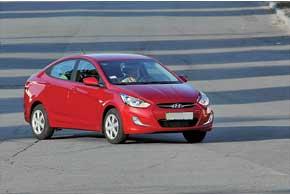 Hyundai Accent 1.6 (123 л. с.)