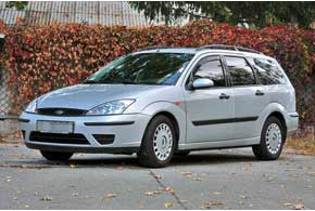 Первая генерация Ford Focus Wagon