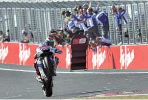 MotoGP, Австралия 28 октября