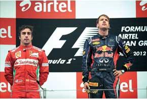 Формула-1. Гран-при Индии