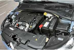 Мотор 1,6 л HDi 92