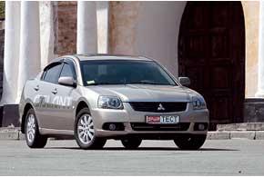 Mitsubishi Galant 2004–2011 г. в.
