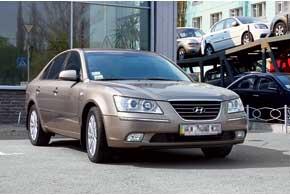 Hyundai Sonata (NF) 2005–2010 г. в.