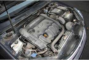 Magentis оснащался двумя бензиновыми двигателями объемом 2,0 и 2,7 л иодним дизельным – 2,0 л. Наибольшее распространение у нас получили авто сбензиновым мотором 2,0 л.