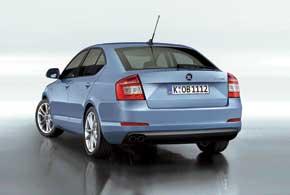 Мировая премьера новой Skoda Octavia состоит на мартовском автошоу вЖеневе, а журналисты «АЦ» увидят ее уже вдекабре 2012 г.
