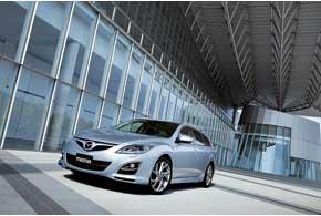Mazda6 (универсал) 2.0 (147 л. с.), 5-ст.АКП