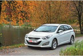 Hyundai i40 CW 2012 г.