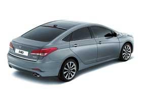 Hyundai i40 2012 г.