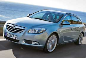 Opel Insignia Sports Tourer 2.0Т (220 л. с.), 6-ст. АКП