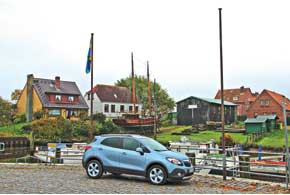 Тест-драйв Opel Mokka