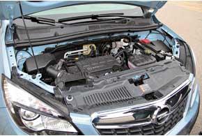 В Украине Opel Mokka будет доступен только с бензиновыми 140-сильными моторами объемом 1,4 и 1,8 л.