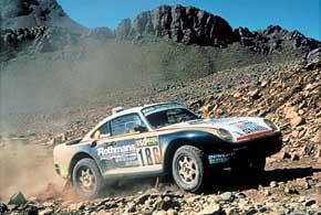Porsche 959 1985 г.