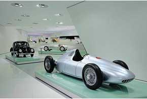 Porsche Cisitalia-Grand Prix 1947 г. (Type 360)