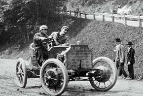 Lohner-Porsche 1900 г.