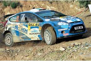 Крейг Брин после катастрофы в этом сезоне, когда погиб его штурман, вернулся в гонки  и, выиграв три финальных этапа, стал чемпионом вS-WRC.