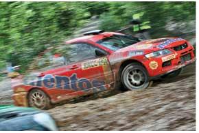 WRC. Ралли Испании