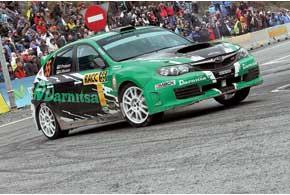 Победа в Испании и монокубке Subaru гарантировала Юрию Протасову участие в пяти гонках сезона 2013 года.