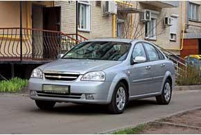 Chevrolet Lacetti 1.6 (109 л. с.),