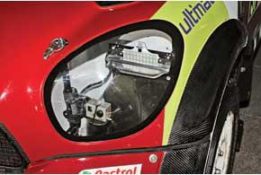 Современные светодиоды настолько эффективны и надежны, что их уже применяют даже враллийных болидах WRC.