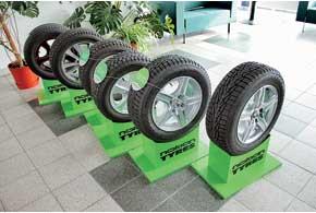 Завод «Nokian Tyres Россия»
