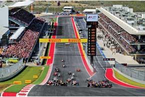 Формула-1. Гран-приАбу-Даби