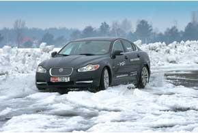 Jaguar XF 2007 г.