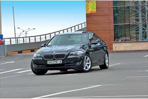 BMW 530d (258 л. с., 540 Нм) 6,1 с/100 км/ч