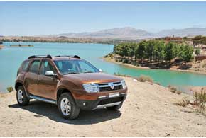 Renault Duster 1.6 ГБО