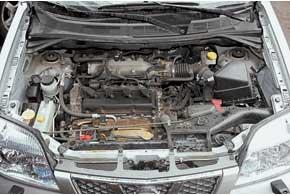 В дорестайлинговых версиях X-Trail (до2004 г.) неисправность верхнего катализатора часто становилась причиной выхода двигателей из строя.