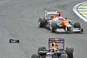 Формула-1. Гран-при Бразилии: