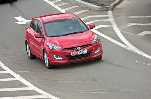 Тест-драйв Hyundai i30
