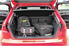 Тест-драйв Audi A3 Sportback