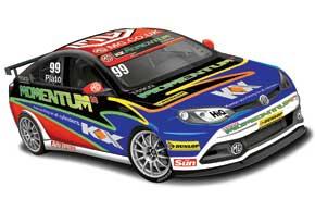 В дебютном сезоне гоночный спорткар MG6GT принес команде второе место взачете производителей ипятое – вкомандном.