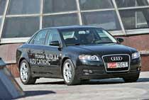 Audi A4 (В7) 2004–2008 г. в.