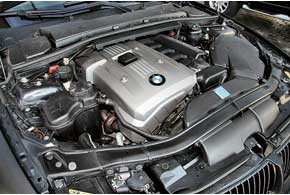 BMW 3 Series (Е90)