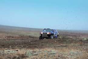Харьковский экипаж Михаил  Лисяк/Иван Солодовник занял 3-е место в1-й группе, но 6-е – вабсолютном зачете, пропустив вперед тройку лидеров из2-й группы.